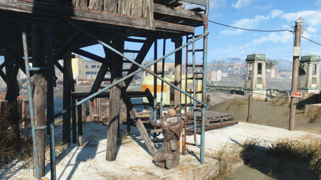 sims settlements fallout 4