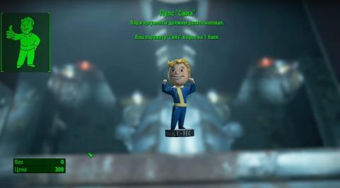 """Пупс """"Сила"""" Fallout 4"""