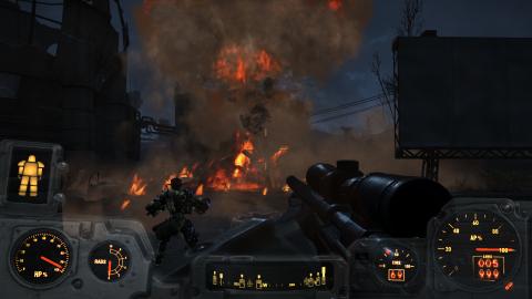 Скрин Fallout 4