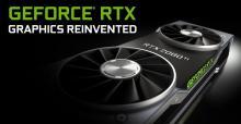 Видеокарта GeForce RTX для игр с трассировкой лучей
