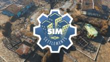 Мод Sim Settlements для Fallout 4