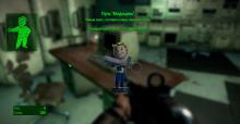 """Fallout 4 Пупс """"Медицина"""""""